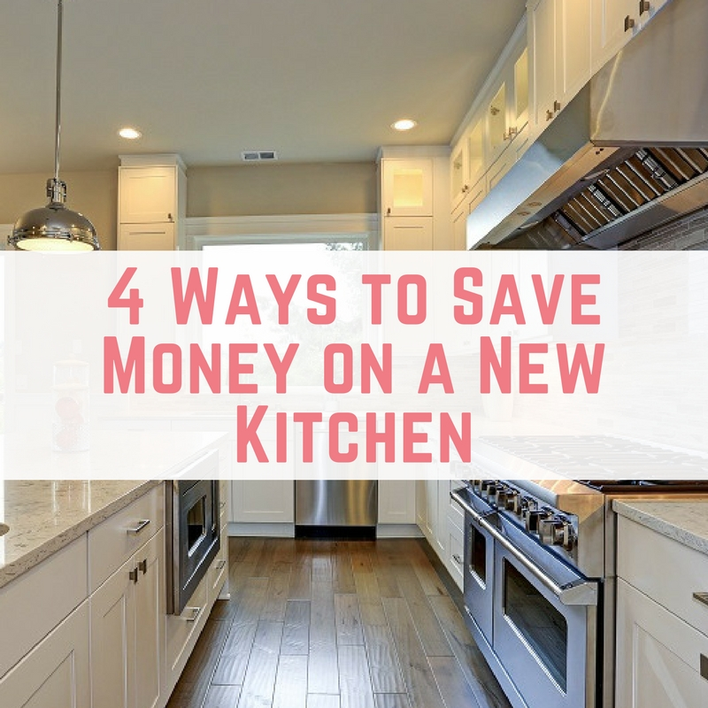 Save Money on a New Kitchen