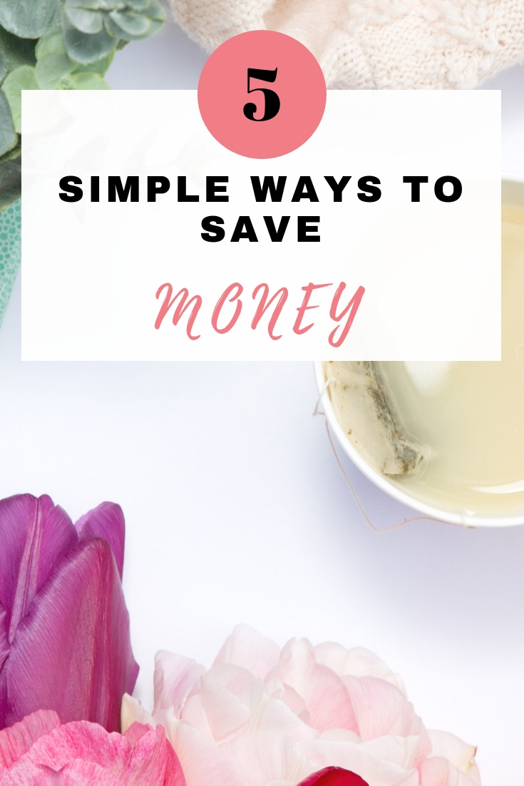 Simple Ways to Save Money
