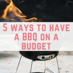 5 ways to have a BBQ on a budget