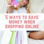 5 ways to save money whilst shopping online