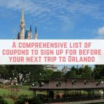 Every FREE thing you need to sign up for, to save money BEFORE going to Orlando