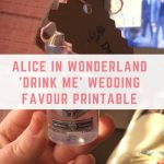 Our wedding favours (including free printable)