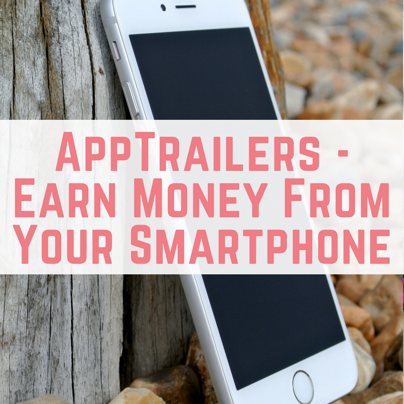 AppTrailers - Earn Money From Your Smartphone