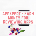 AppXpert – Earn Money for Reviewing Apps