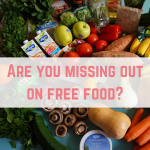 Are you missing out on free food?