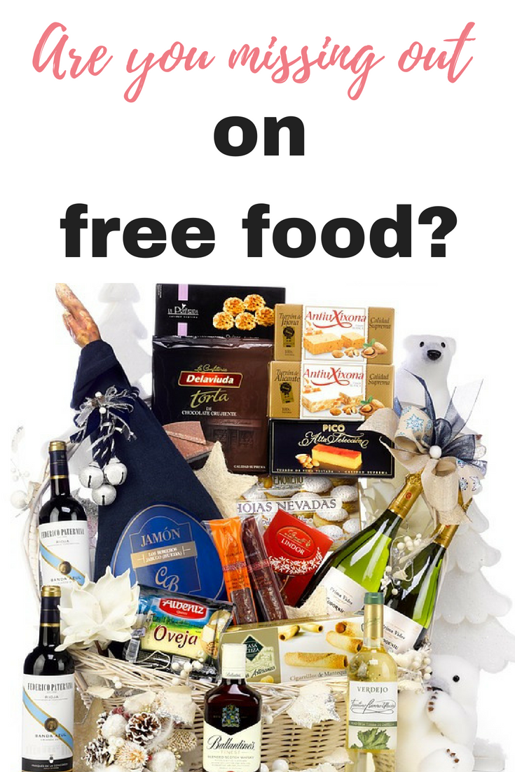 Are you missing out on free food? If you're looking to reduce your own food bill from eating out or at the checkout then this post is for you by Emma at EmmaDrew.info #SaveMoney #GroceryShopping #FoodApps #Budgeting