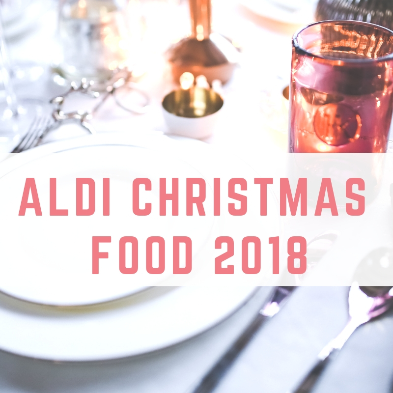 Aldi Christmas Food