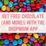Get free chocolate (and more) with the Shopmium app