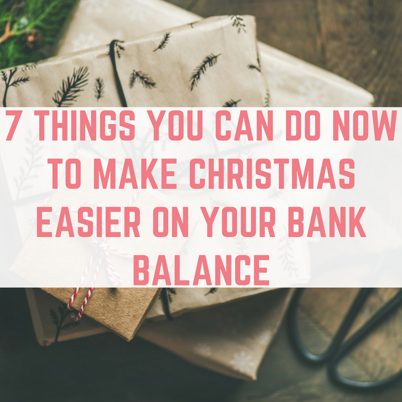 make Christmas easier