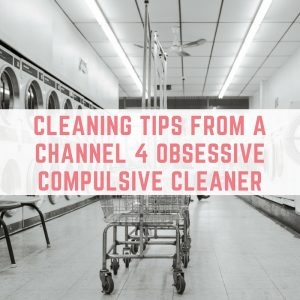 Save time, space & money with your household cleaning