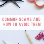 Common scams and how to avoid them