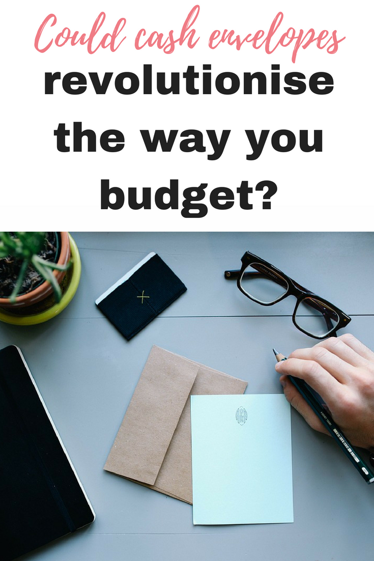 Cash envelopes for budgeting is a great way to help you stay on track. Withdraw money and add it to your different envelopes and watch your savings spike by Emma at EmmaDrew.info #Budgeting #Savingmoney #CashEnvelopes