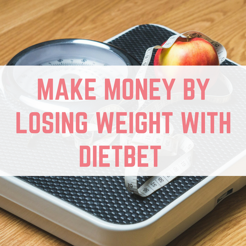 Make money by losing weight with DietBet