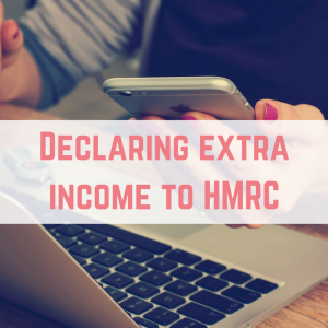 Declaring extra income to HMRC-2
