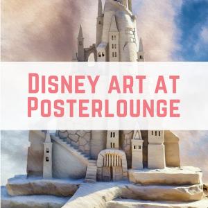 Disney art at Posterlounge