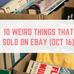 10 weird things that actually sold on eBay in October 2016