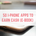 New e-book: 50 iPhone Apps To Earn Cash