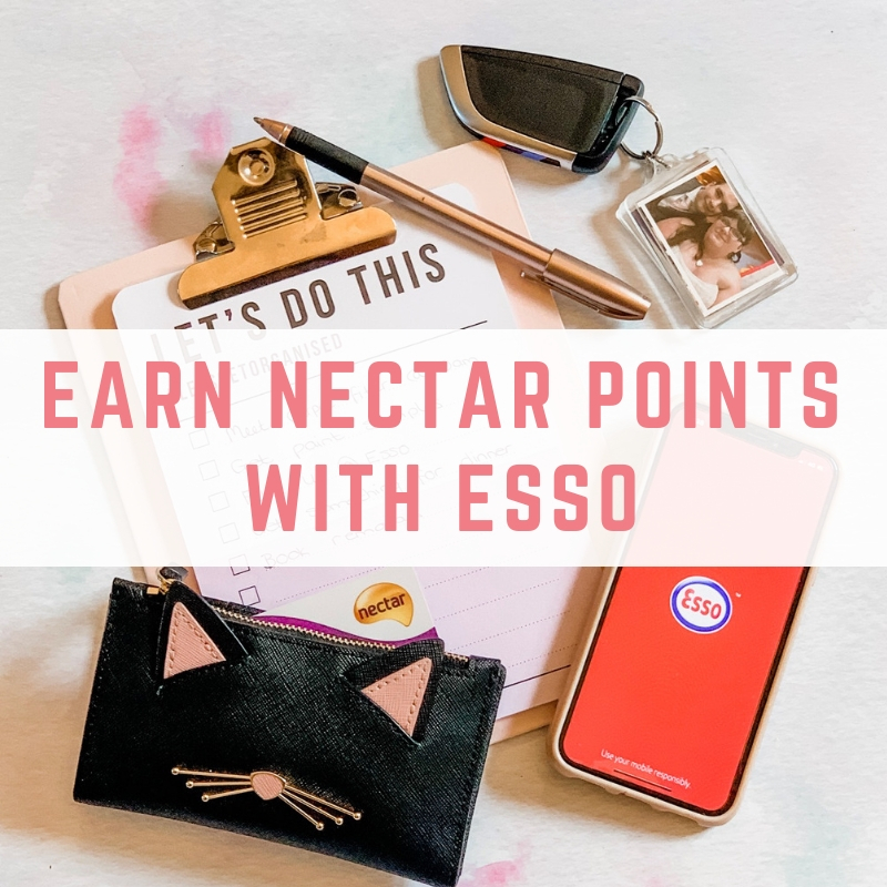 Earn Nectar Points With Esso