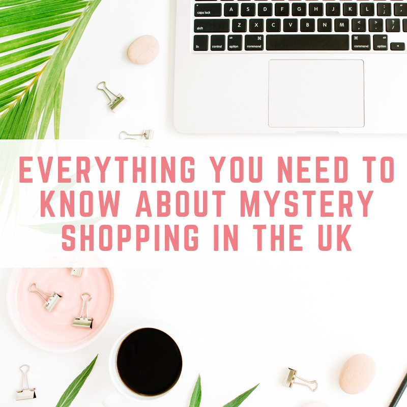 Everything you need to know about mystery shopping in the UK