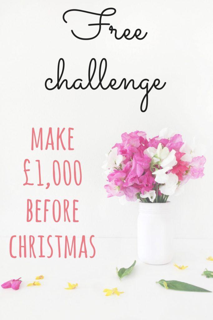 Christmas Challenge