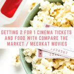 Get 2 for 1 Cinema Tickets and Food with this Meerkat Movies Hack