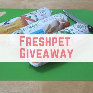 Freshpet Giveaway