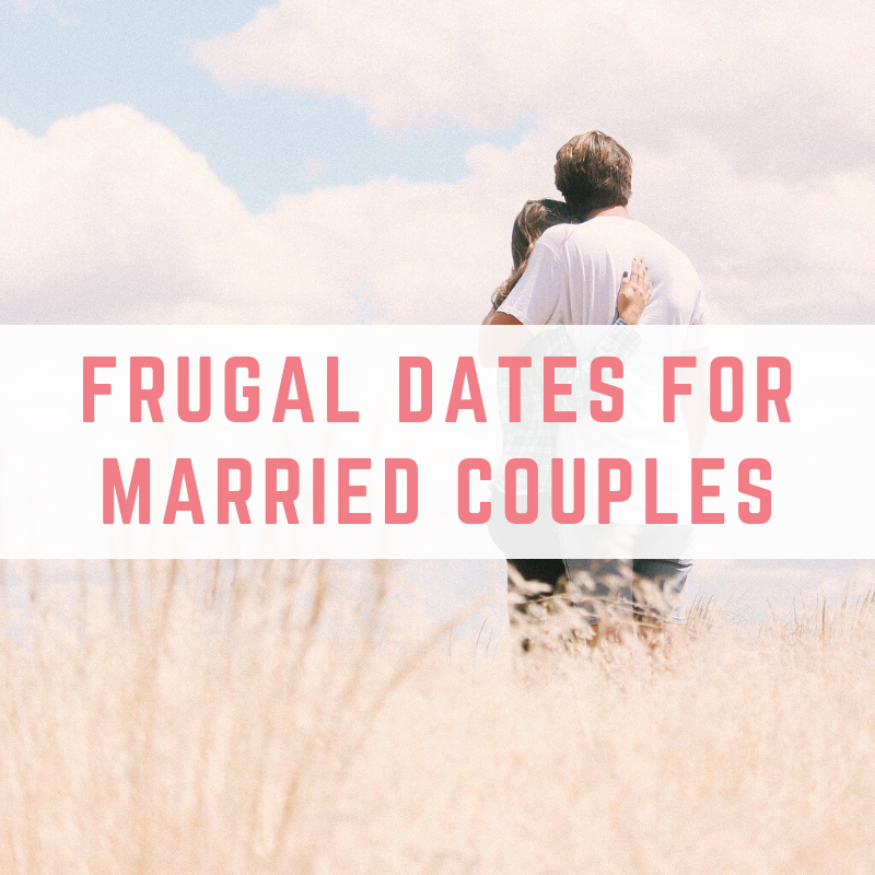 Frugal dates for married couples