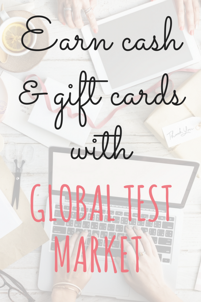 Completing online surveys has a reputation of being a lot of work for very little money but GlobalTestMarket still remains one of the best survey websites by Emma at EmmaDrew.info #MakingMoney #MoneyMaking #EarnMoney #SurveySites