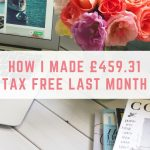 November 2018 matched betting income report