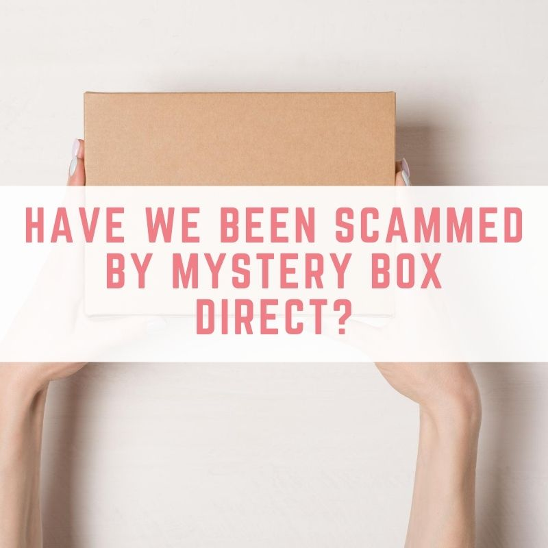 Mystery Box Direct Scam?