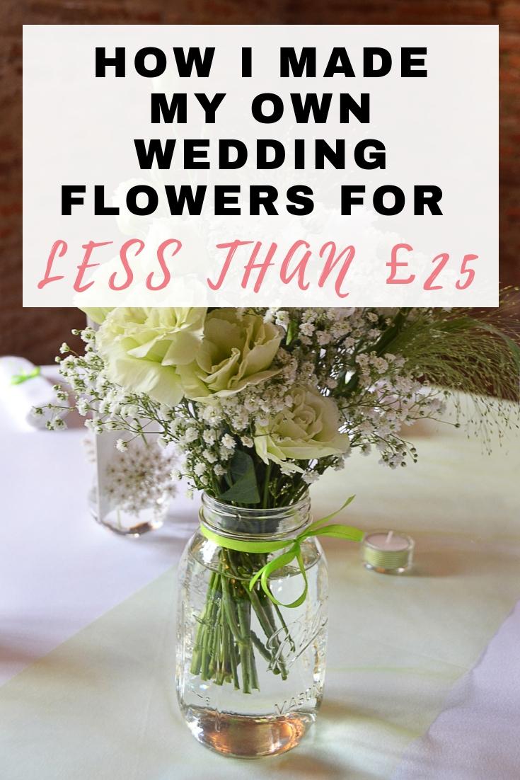 Diy Wedding Bouquets For Under 25 Emmadrew Info