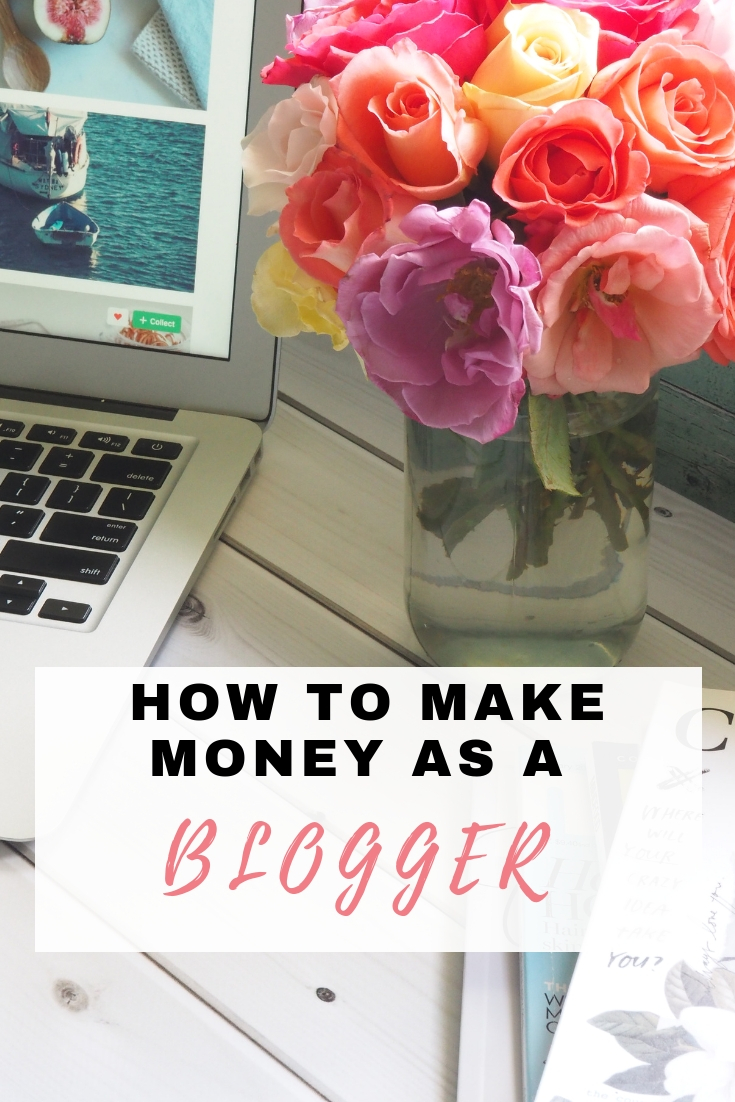 how bloggers make money