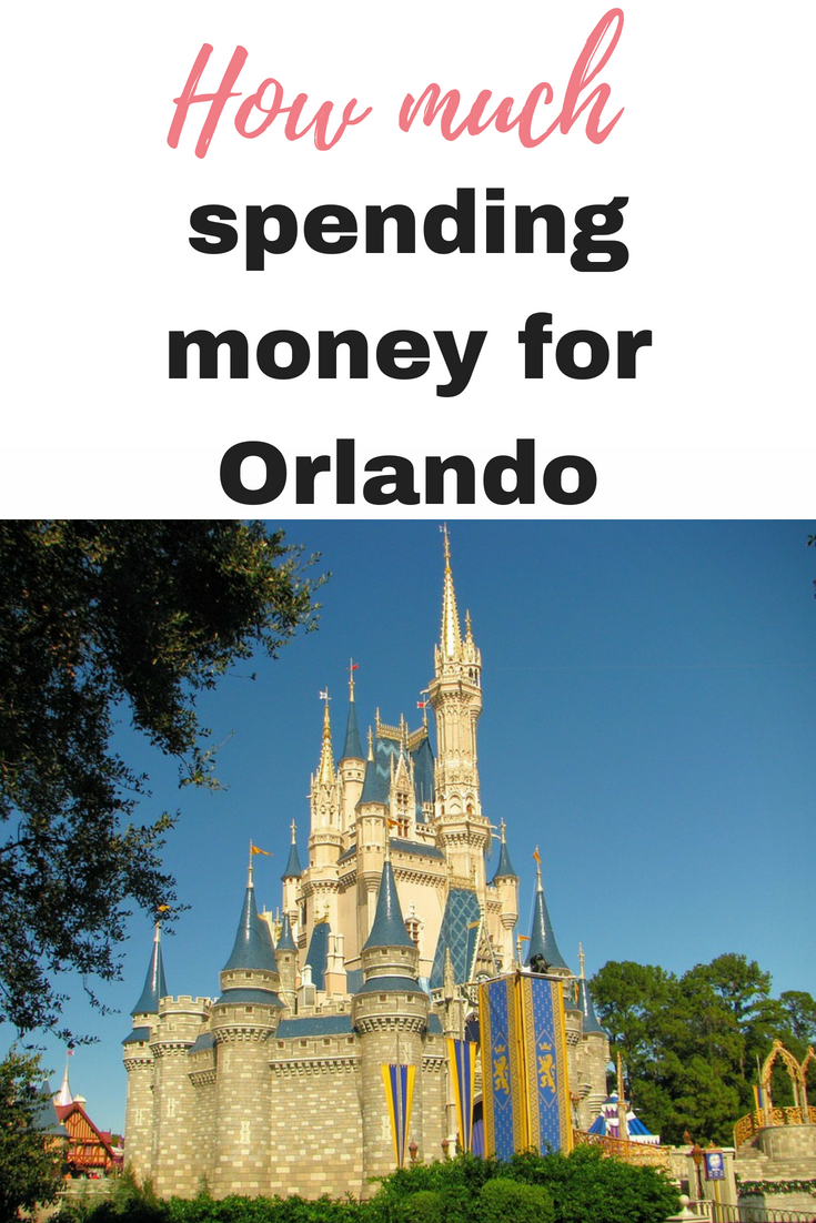 Visiting Orlando is really exciting, and knowing how much spending money for Orlando can seem like a minefield. In this post I am going to let you know how much spending money you need for Orlando.by Emma at EmmaDrew.info #SpendingMoney #Orlando #holidayisdisney
