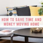 How to Save Time and Money Moving Home