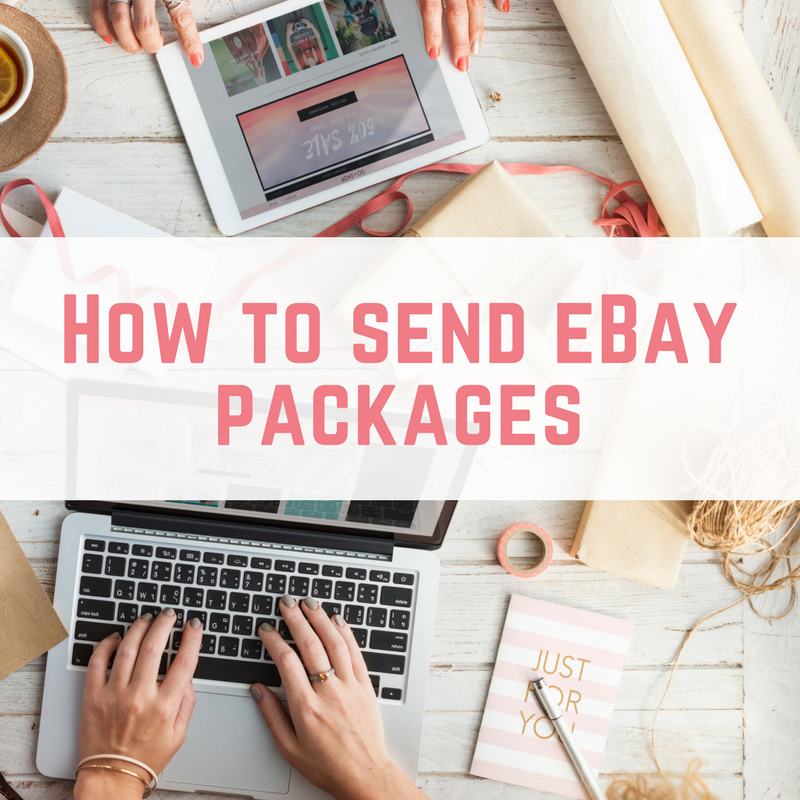 How to send eBay packages