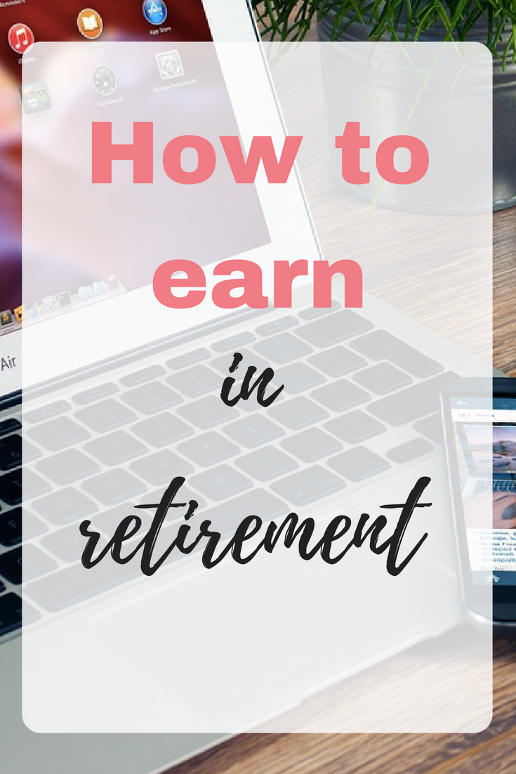 Here are four tips on how to earn in retirement from selling unwanted items to renting out your parking space. There are plently of ways to make money. by Emma at EmmaDrew.info #Retirement #MakingMoney #EarnMoney