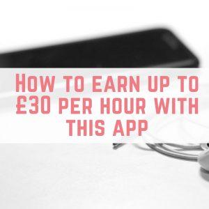 Make money with Job Spotter