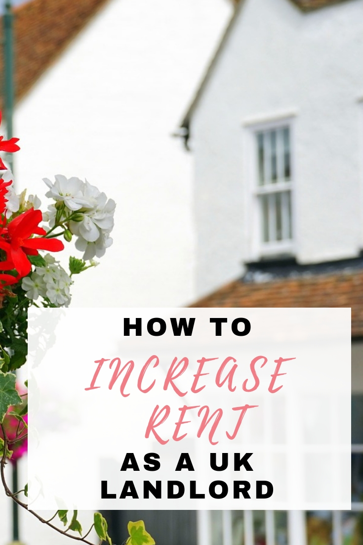 How to raise rent