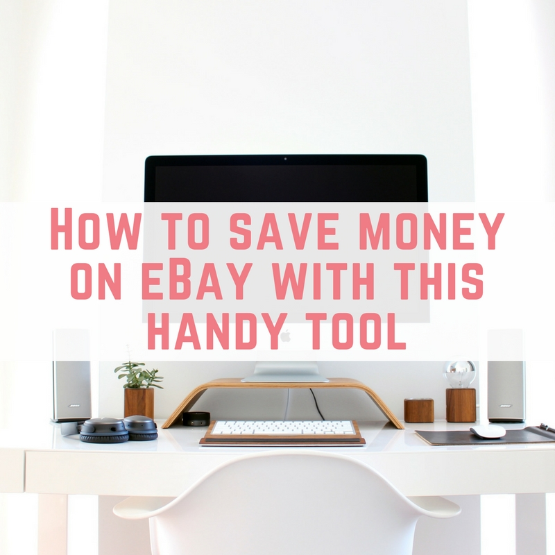 how to save money on eBay