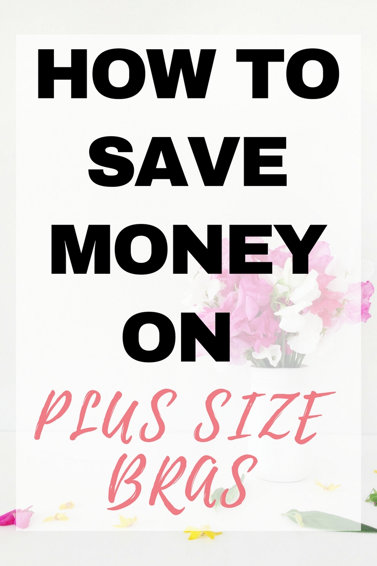 How to save money on plus size bras