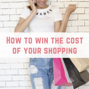 How to win the cost of your shopping