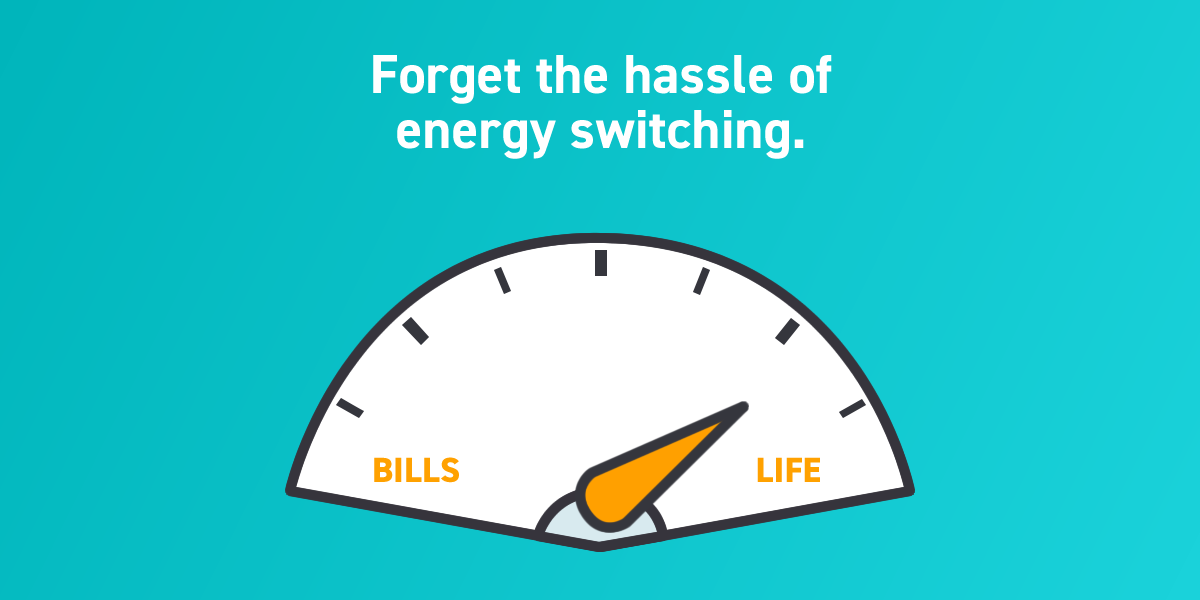 Be on a great energy deal forever with Look After my Bills
