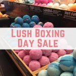 How to get half price Lush
