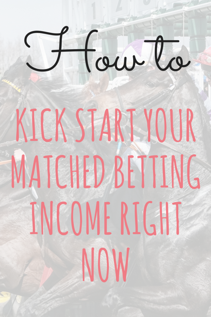 matched betting income