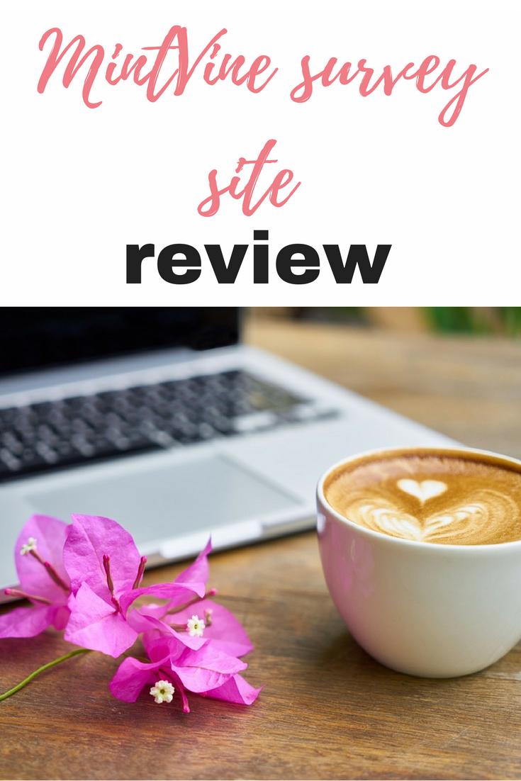 MintVine survey site review