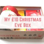 My £10 Christmas Eve Box