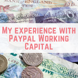 My experience with Paypal Working Capital