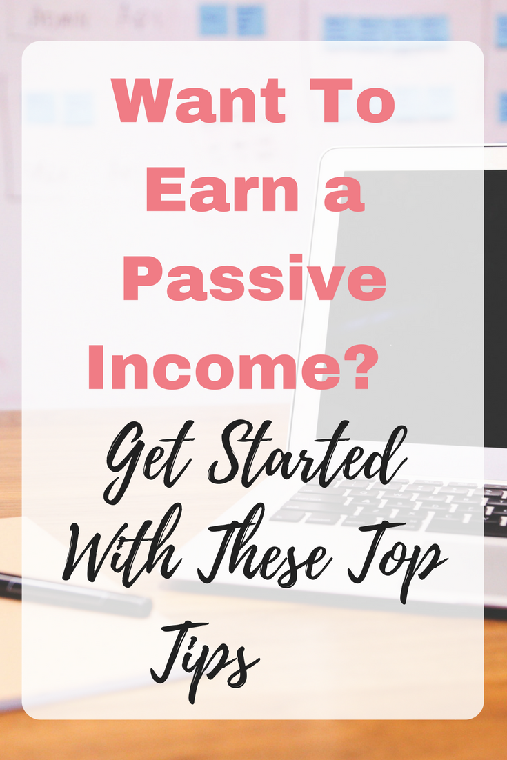 My introduction to passive income. #PassiveIncome #WorkFromHome #MakeMoney
