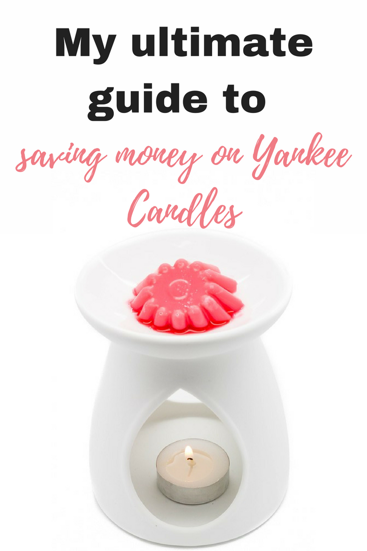 My ultimate guide to saving money on Yankee Candles