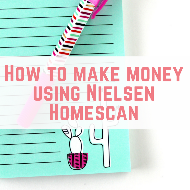 How to make money using Nielsen Homescan